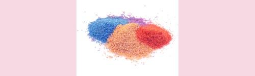 Sable coloré 0.7 à 1.6 mm