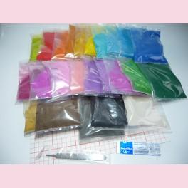 Kit tableau de sable coloré