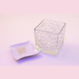 Bille de gel cristal