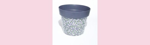 Pot décoratif pour le jardin